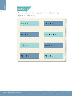 Apoyo Primaria Desafíos matemáticos 2do grado Bimestre 1 lección 7 Juego con aros