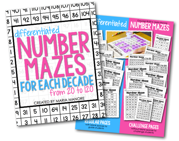 great product to help students recognize numbers up to 100
