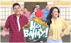 Hay Bahay! November 27 2016 SHOW DESCRIPTION: Hay, Bahay! is a Philippine television sitcom starring Vic Sotto, Ai-Ai de las Alas, Oyo Boy Sotto, Jose Manalo, Wally Bayola and newly […]