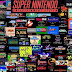 Listão de Jogos para Super Nintendo - Download