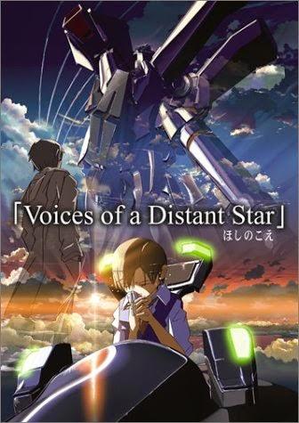 Tōku no hoshi no koe (Las Voces de la estrella distante)