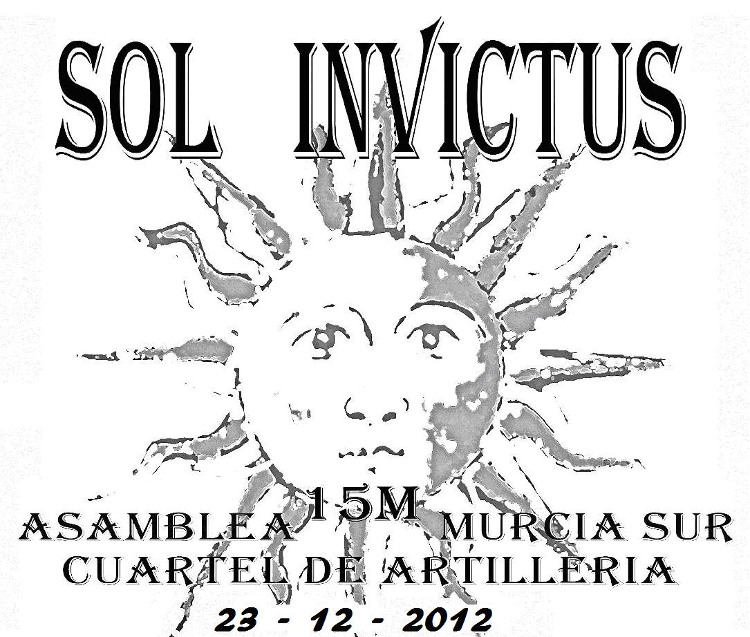 Osel regi n de murcia horarios del sol invictus for Del sol horario