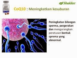 CoQ Health untuk kesuburan sperma