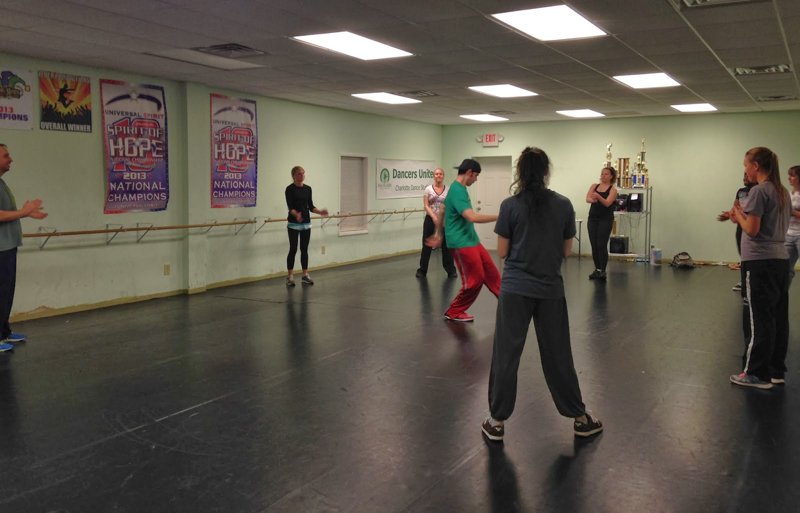 hip hop dancing lessons adults charlotte nc