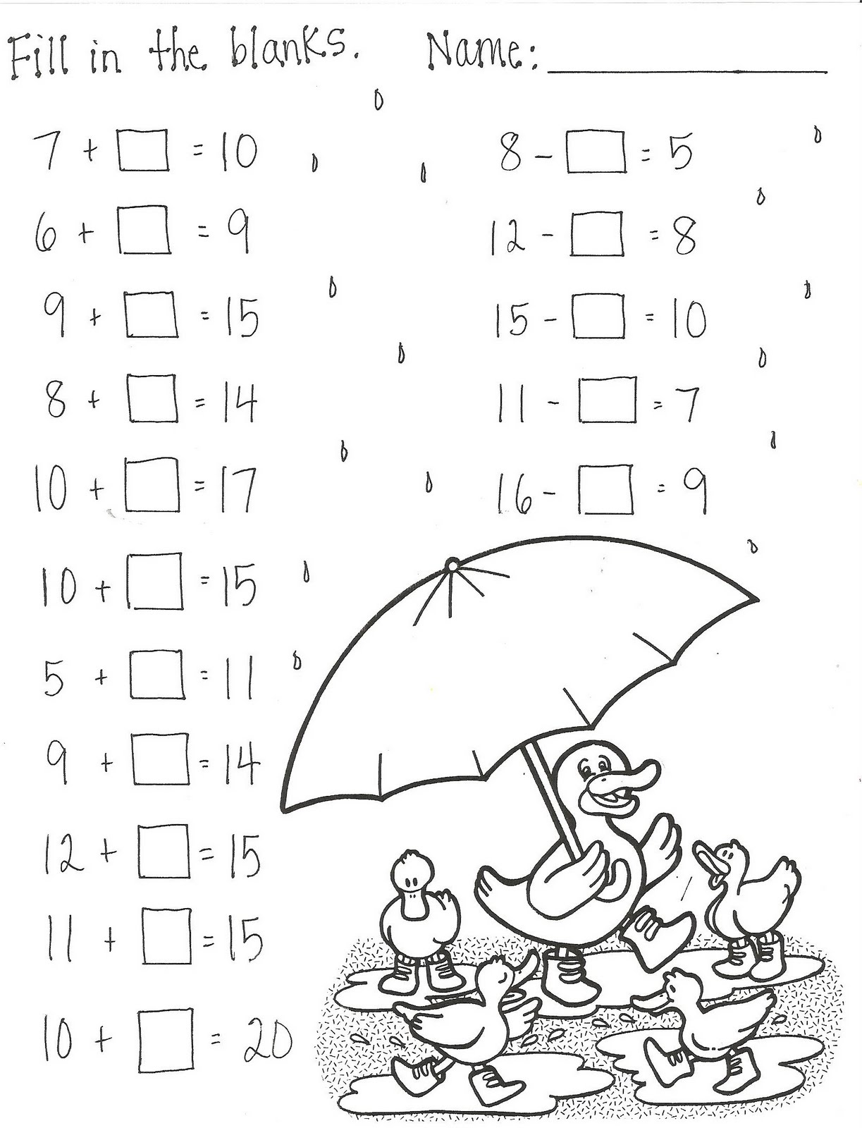 Displaying 18> Images For - Double Digit Subtraction Clipart...