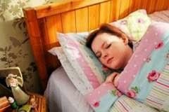bahaya tidur waktu pagi
