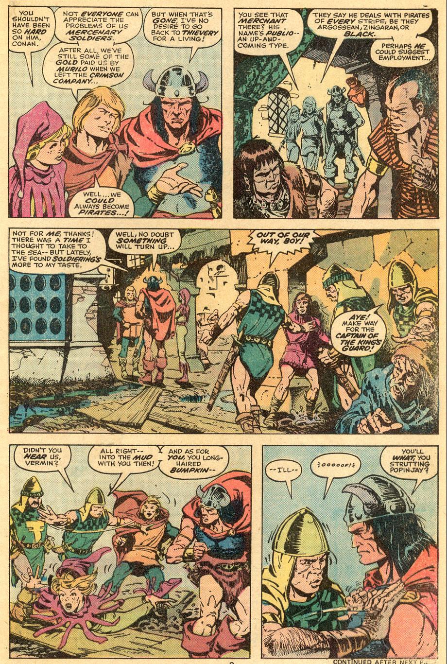 Conan the Barbarian (1970) Issue #57 #69 - English 4