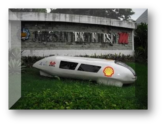 Sapuangin 1 Mobil ini Kategori Prototype dengan Bahan Bakar Gasoline