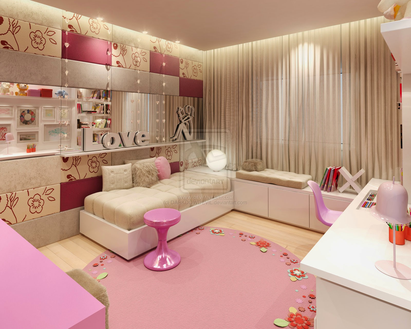 18 girls and teenage bedroom designs girls and teenage bedroom designs - Design A Girls Bedroom