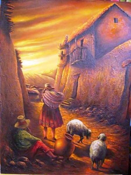 paisajes-con-mujeres-indigenas-peruanas