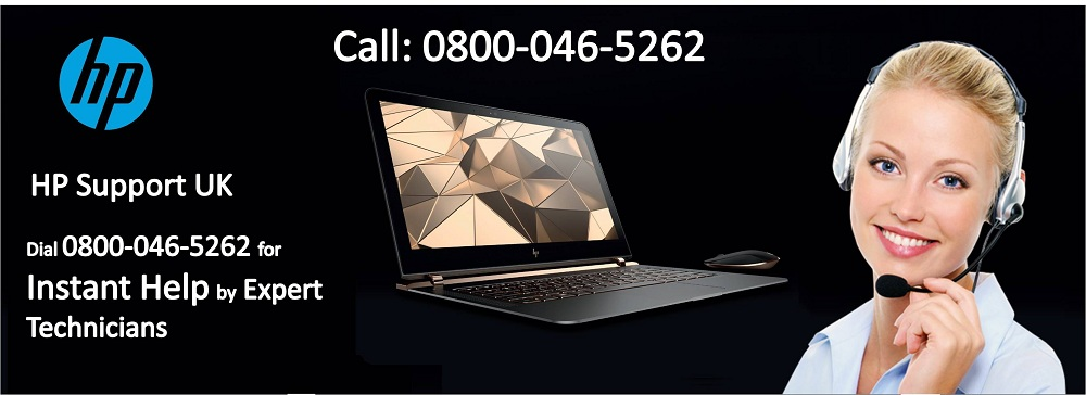 HP Technical Support UK Helpline Number 0800-046-5262