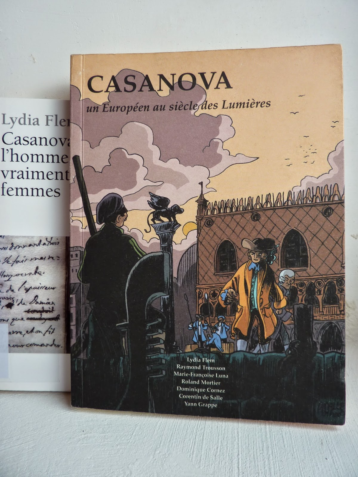 Casanova : actes de colloque