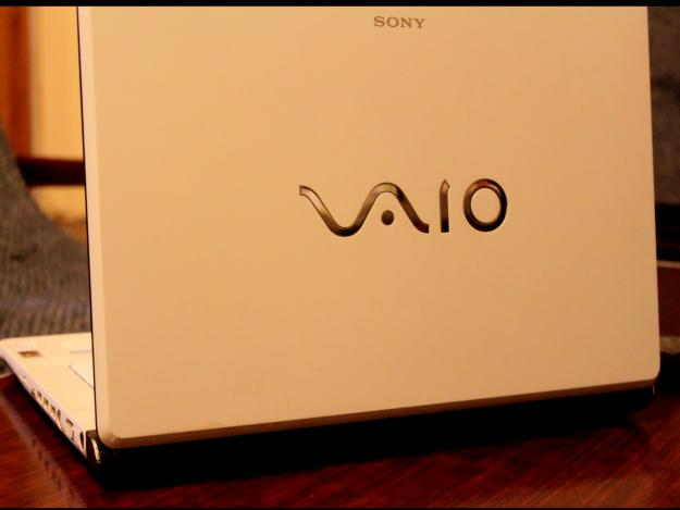 Sony VAIO VGN-FE installation of drivers for Windows 7