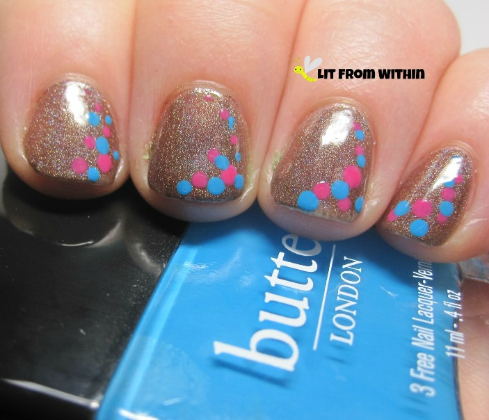 Butter London Keks makes me smile!
