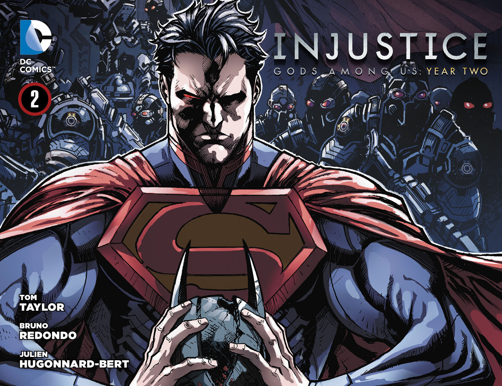 Injustice - Gods Among Us Year Two issue 2 - Page 1
