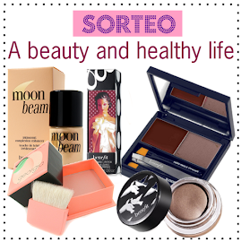 SORTEO EN A BEAUTY AND HEALTHY LIFE