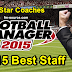 FM15 Best Staff 5-Star Coaches