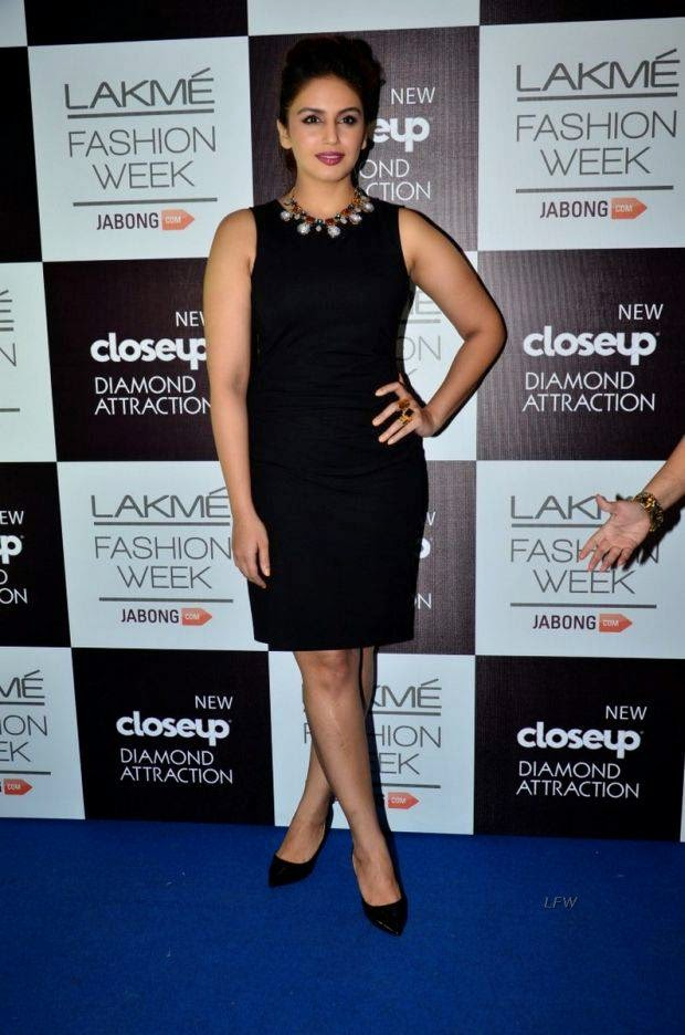 Celeb At Lakme Grand Finale 2014