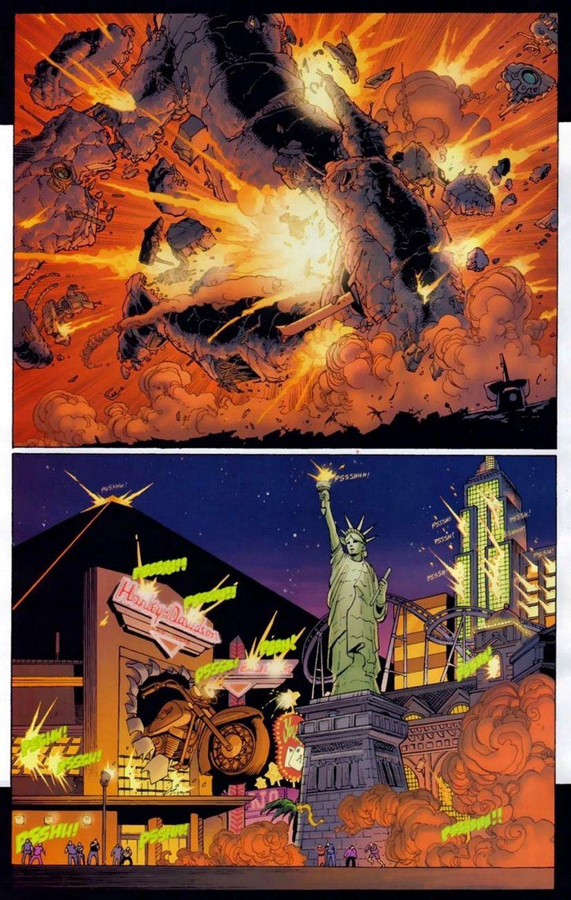 Ultimate Fantastic Four chap 18 - Trang 12