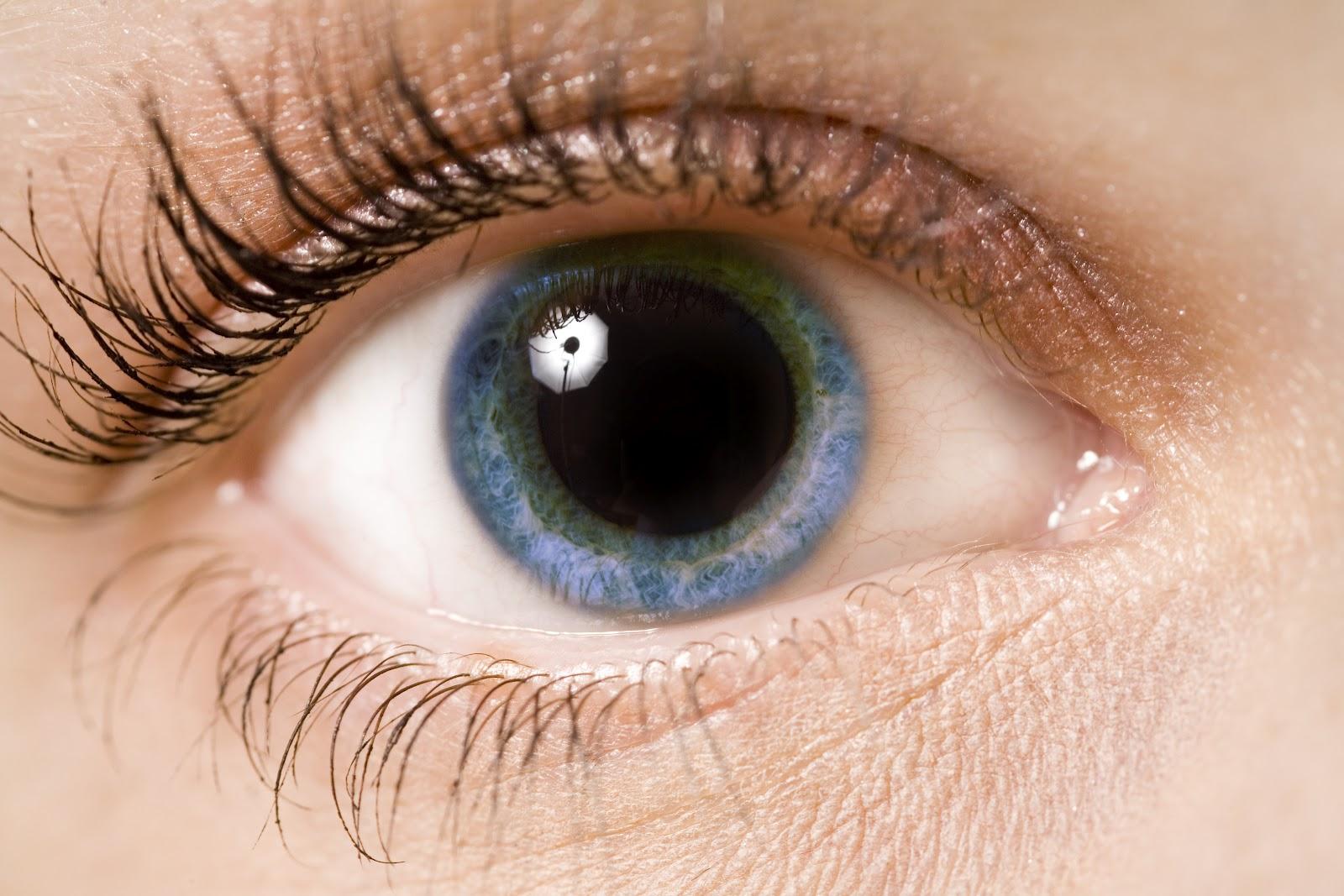 drug addiction eyes