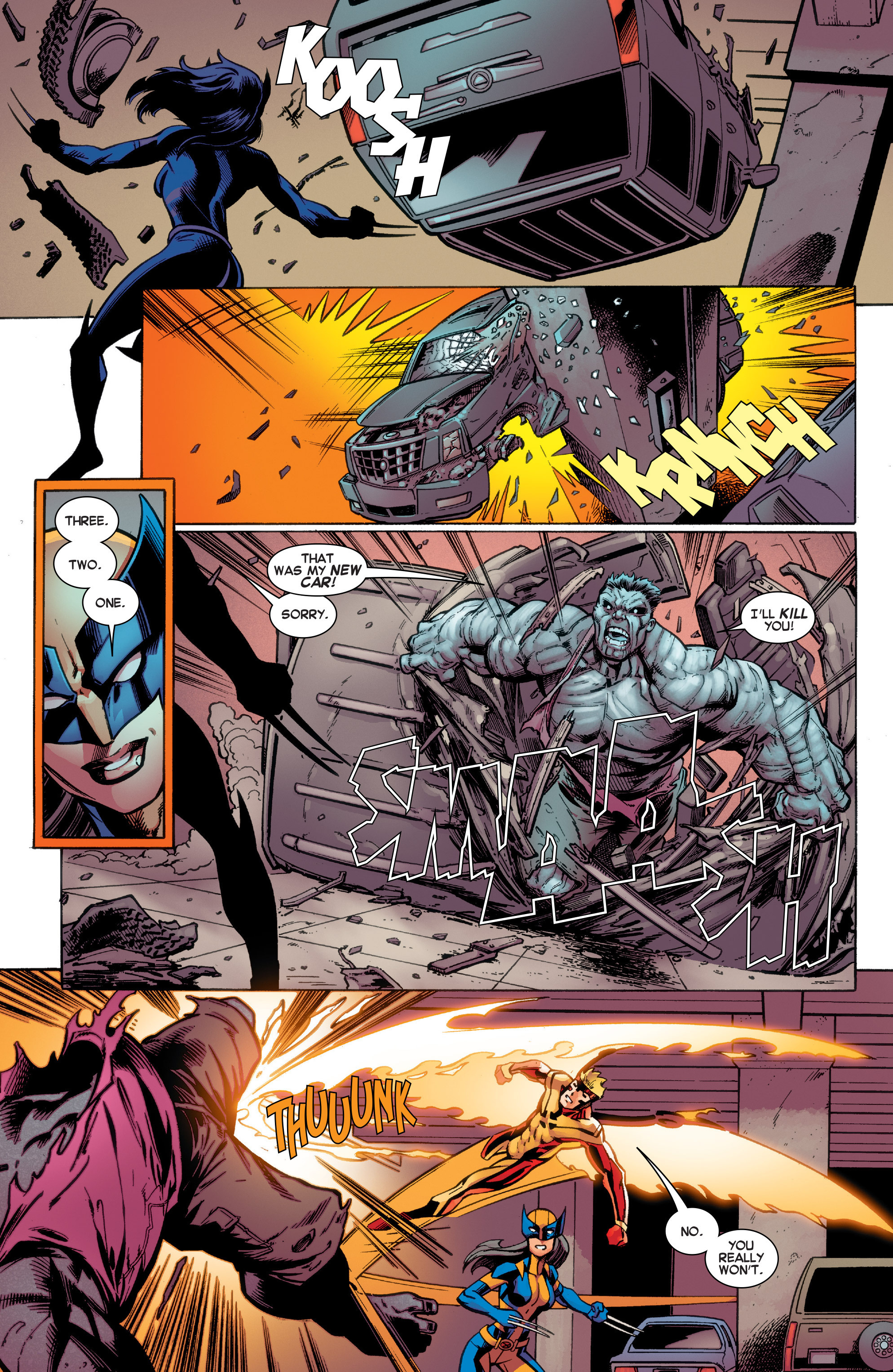 All-New X-Men (2016) Issue #2 #4 - English 15