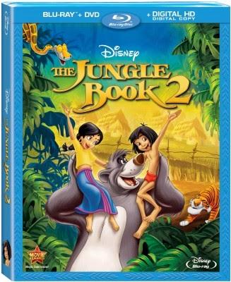 jungle book 2 dvd cover