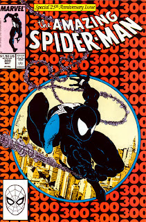 Amazing Spider-Man #300 1st appearance of Venom Cover