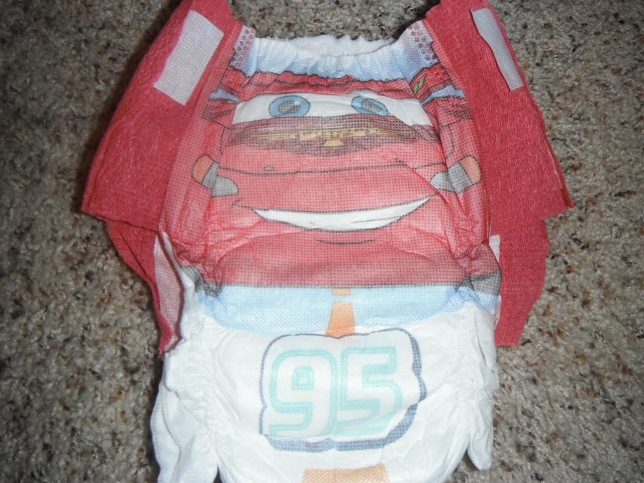 Huggies pull ups diapers car tuning - Teen Boy Pull Ups Diaper Car Pictures 1295x971
