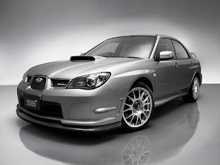 Subaru Impreza Sedan WRX 678678