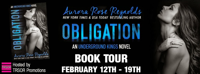 Blog Tour: Obligation by Aurora Rose Reynolds
