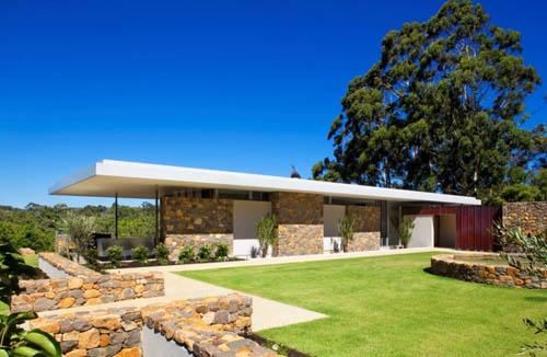 architecture Yallingup Residence exterior 2