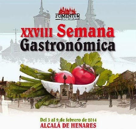 28 semana gastronómica Alcalá de Henares