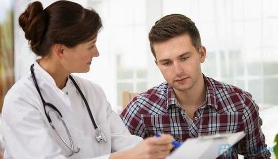 Một số bệnh thường gặp ở nam giới
