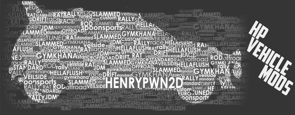 HP Mods for GTA SA