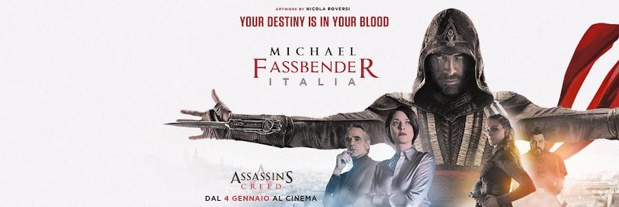 The Great Fassy - Michael Fassbender Italia