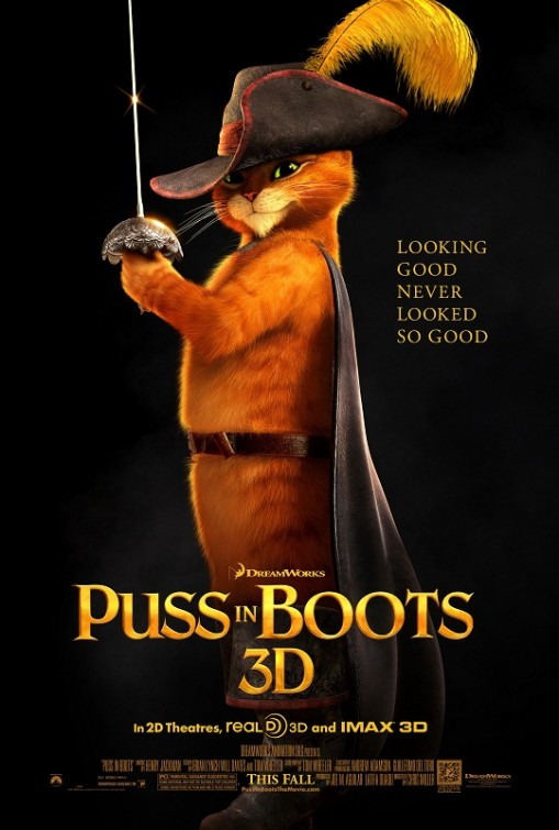 Puss in Boots Movie