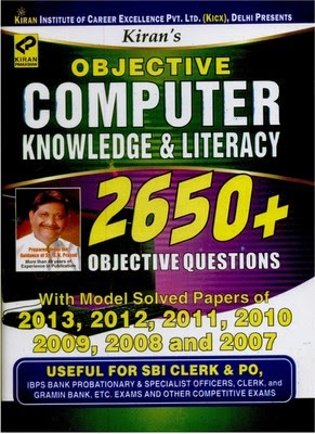 Computer Awareness Book for SBI PO 2014