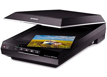 Epson V600 Scanner Review