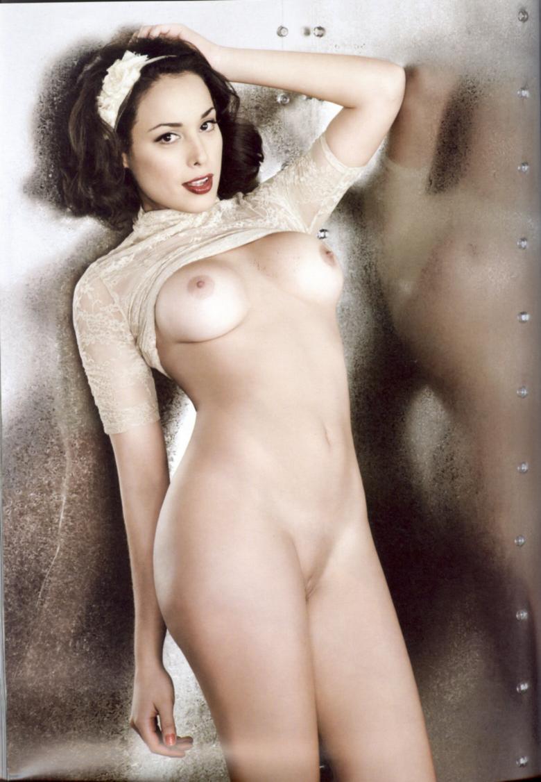 Debora Ba Revista Playboy