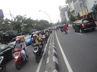 Keunikan Jalan Pramban Surabaya