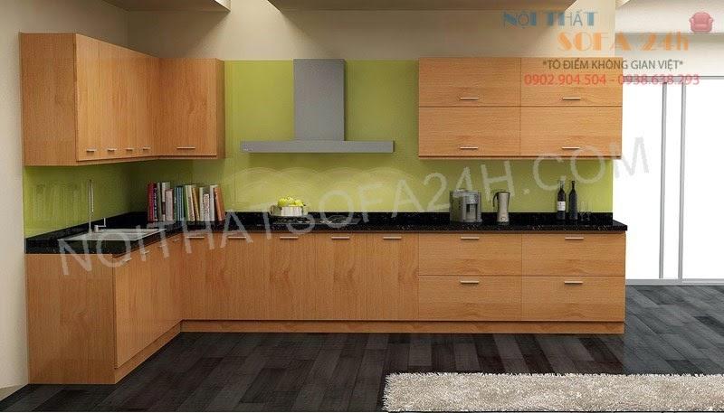 Tủ bếp TB010