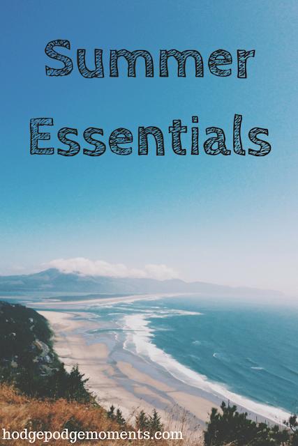 Summer Essentials + Summer Blog Hop