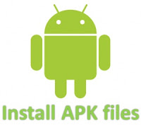 Cara Menginstall Aplikasi apk dan Games APK ke Ponsel maupun tablet pc Android