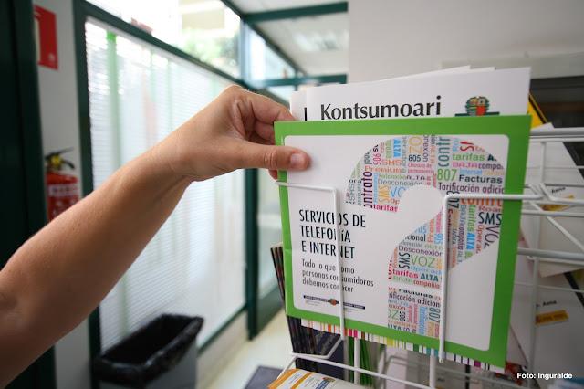 Barakaldo digital la oficina del consumidor alerta para for Oficina del consumidor reus
