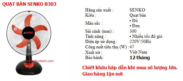 quat-ban-senko-B303