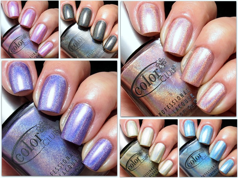 Boombastic Nails: Color Club Halo Hues Spring 2013