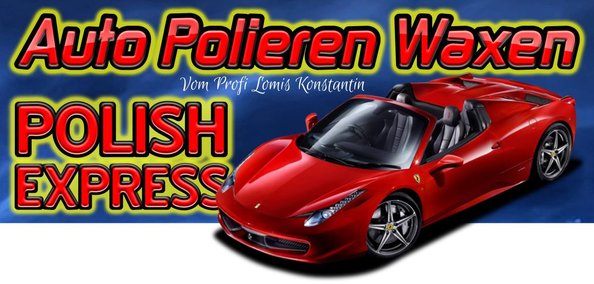 Auto Polieren München vom Profi
