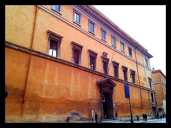 Palazzo della Sapienza w Rzymie
