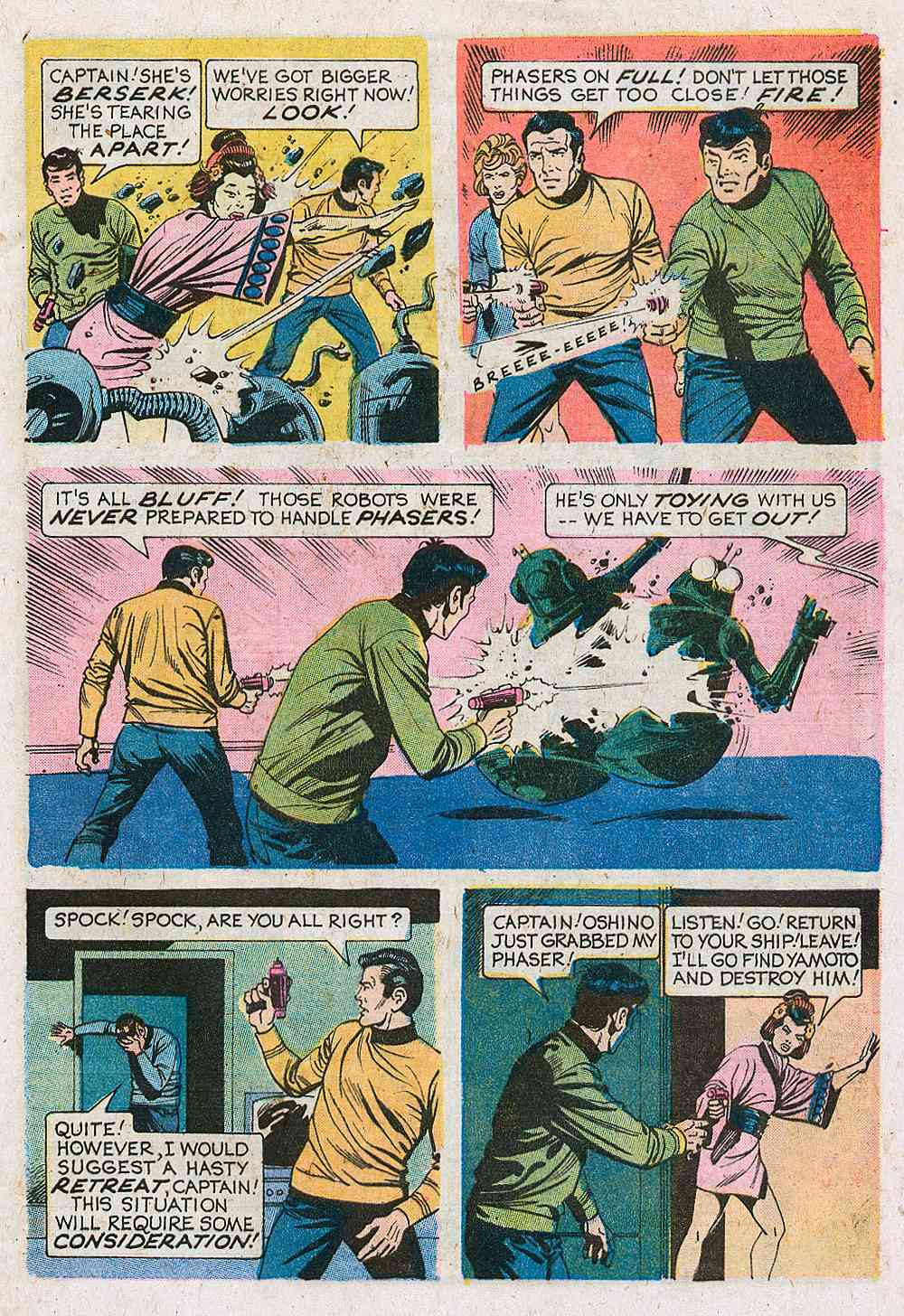 Star Trek (1967) Issue #26 #26 - English 23