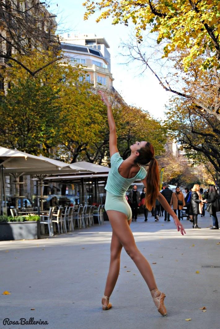 fotografía de ballet en barcelona